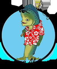 Fishing Al Gusto Logo